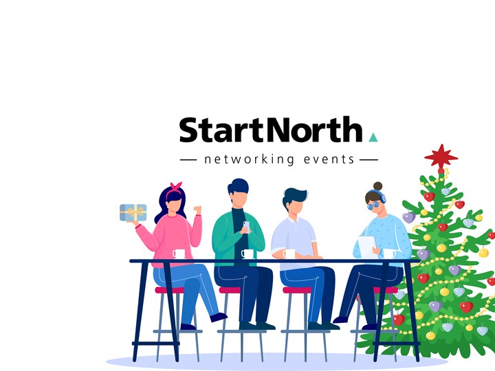StartNorth Christmas Networking Event
