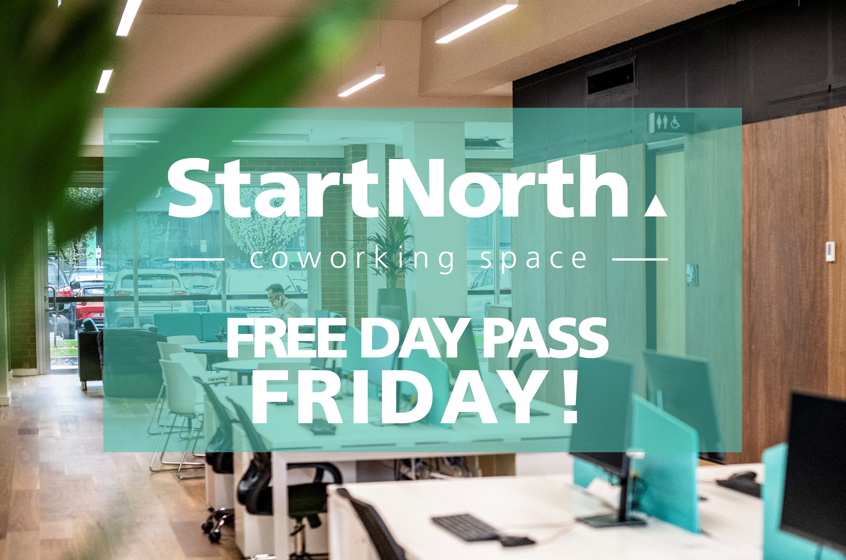 Free Day Pass Friday with Lunch & Learn Session