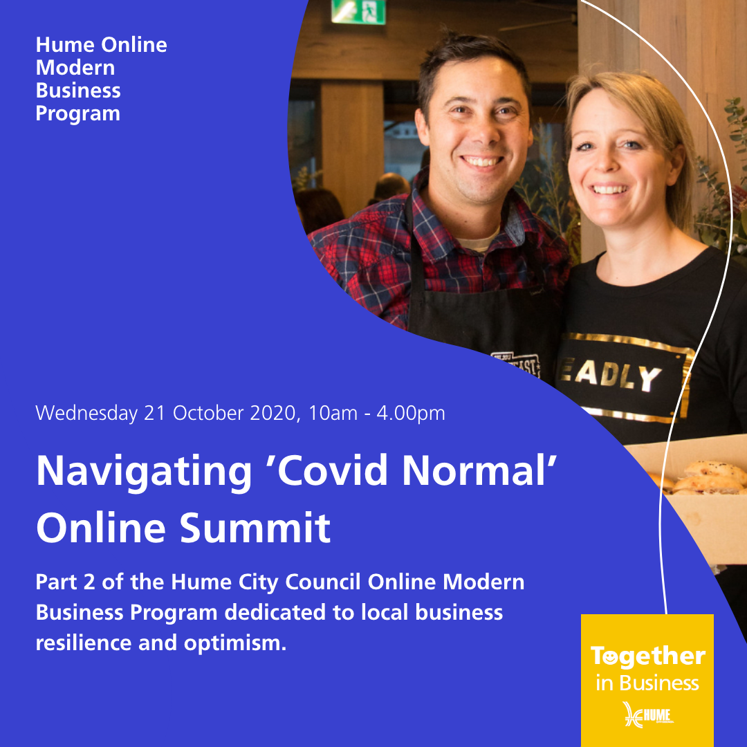 Navigating 'Covid Normal' Online Summit